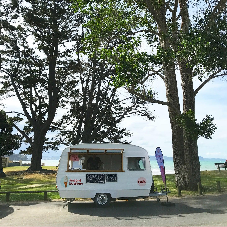 Vintage Caravan Hire NZ